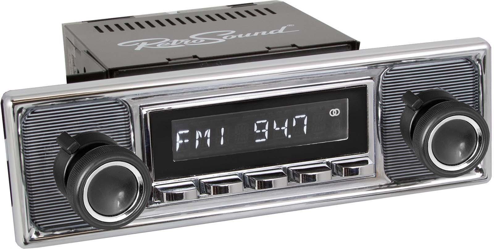 retrosound 58 85 vw porsche mercedes becker hermosa radio. Black Bedroom Furniture Sets. Home Design Ideas