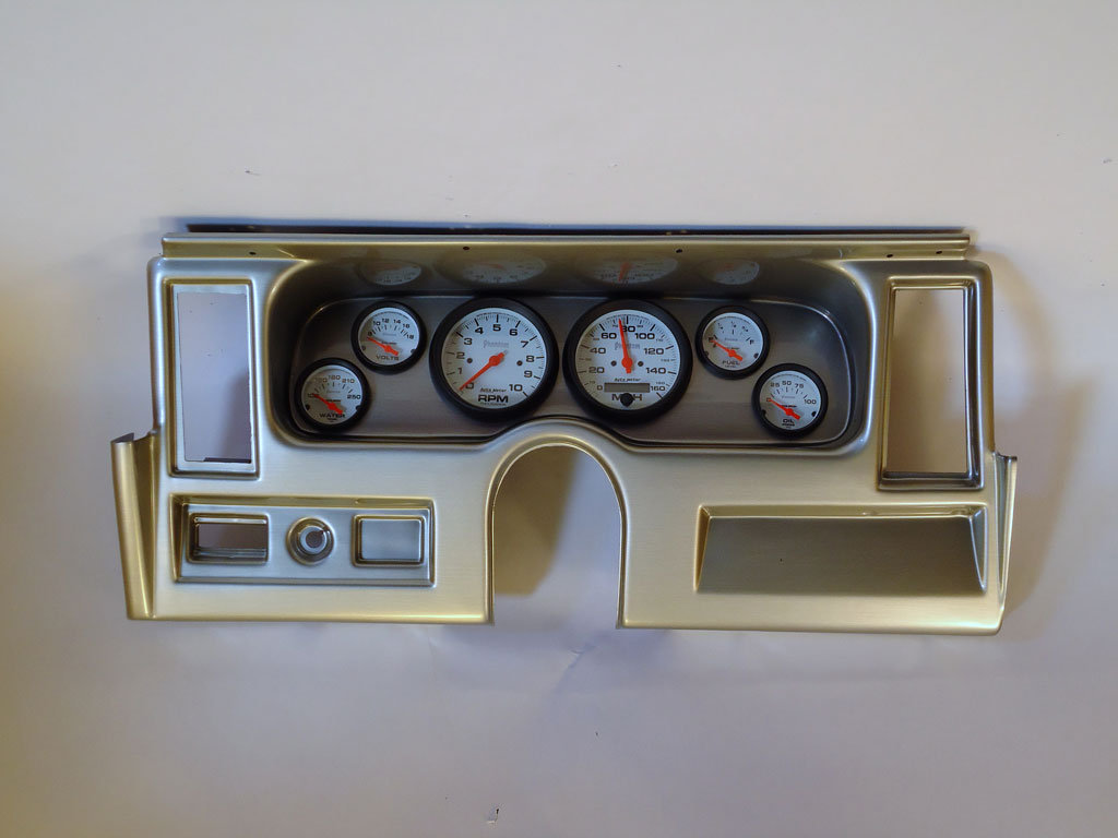 77 79 Nova Firebird Instrument Cluster Circuit Board For Cars With Factory Gauges