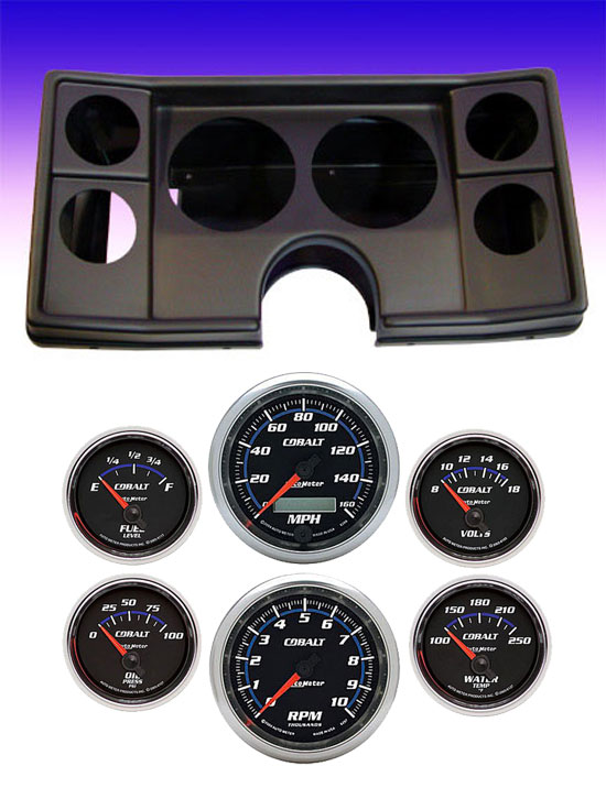 82  Cobalt Gauges
