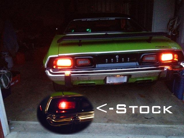 70 74 Dodge Challenger