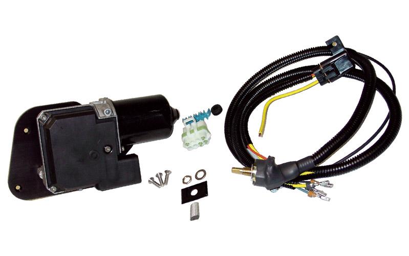 P668 on wiper motor wiring diagram