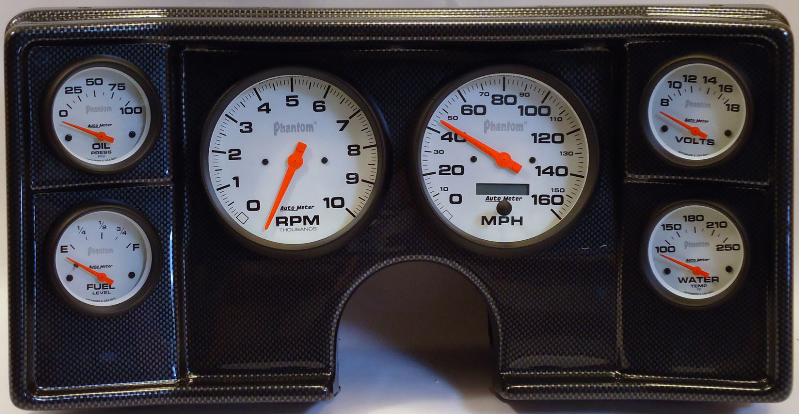 78  phantom electric gauges