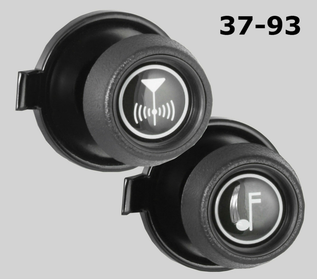 Radios And Speakers Direct Fit With Correct Knobs Faces 75 79 Deville Cadillac Stereo Wiring 69 Camaro Retrosound Laguna
