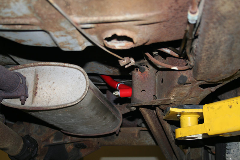 1964 - 1967 GM A-Body Control Arm Reinforcements/Frame ...