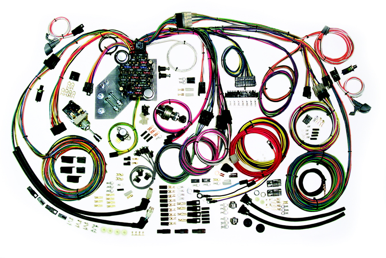 Wiring Harness Kits By American Autowire Ididit