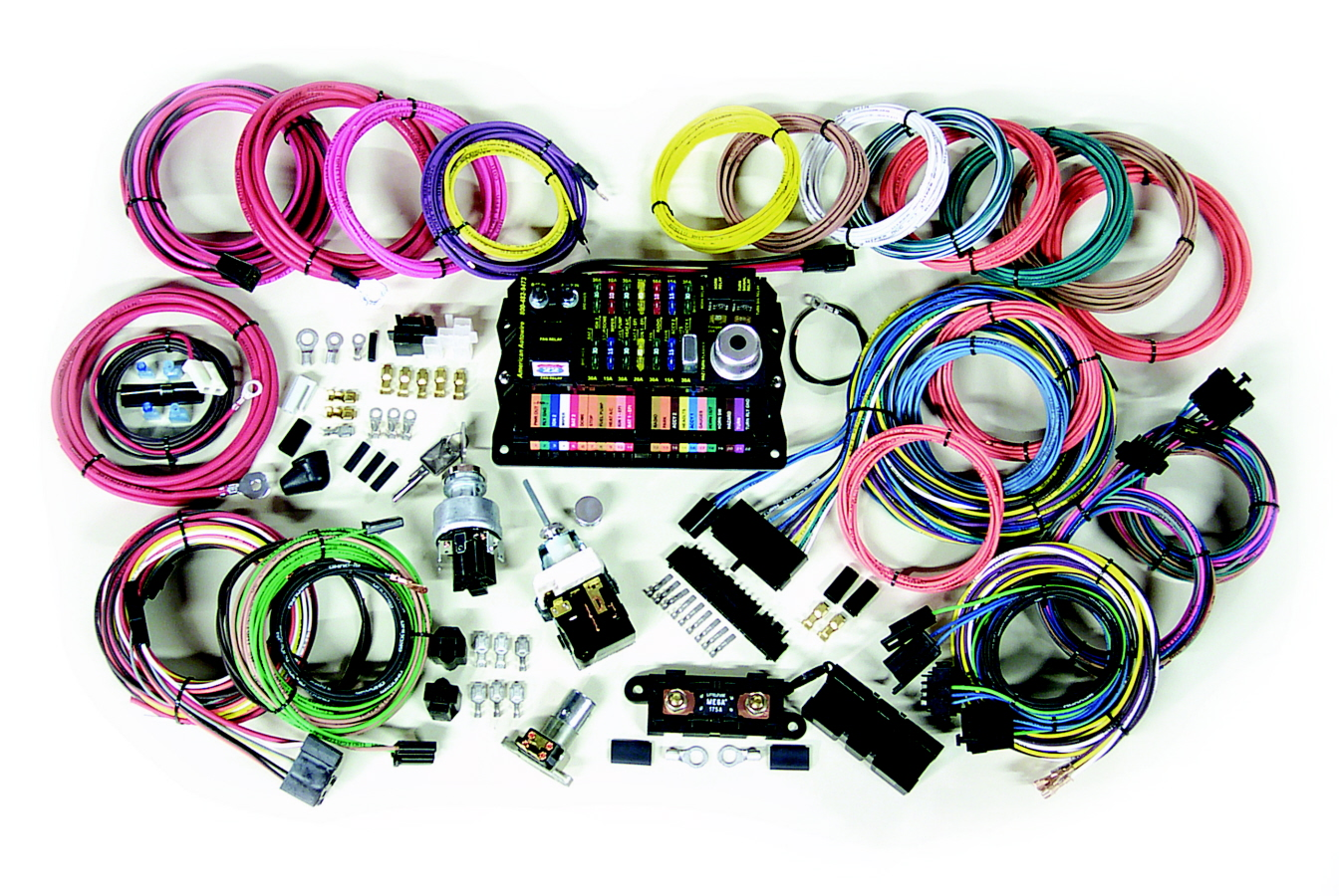 Auto Wiring Harness Kits Diagram Diy Harnesswire Loom Manufacturing Wire Cable Assembly Highway 22 Kit 500695highway