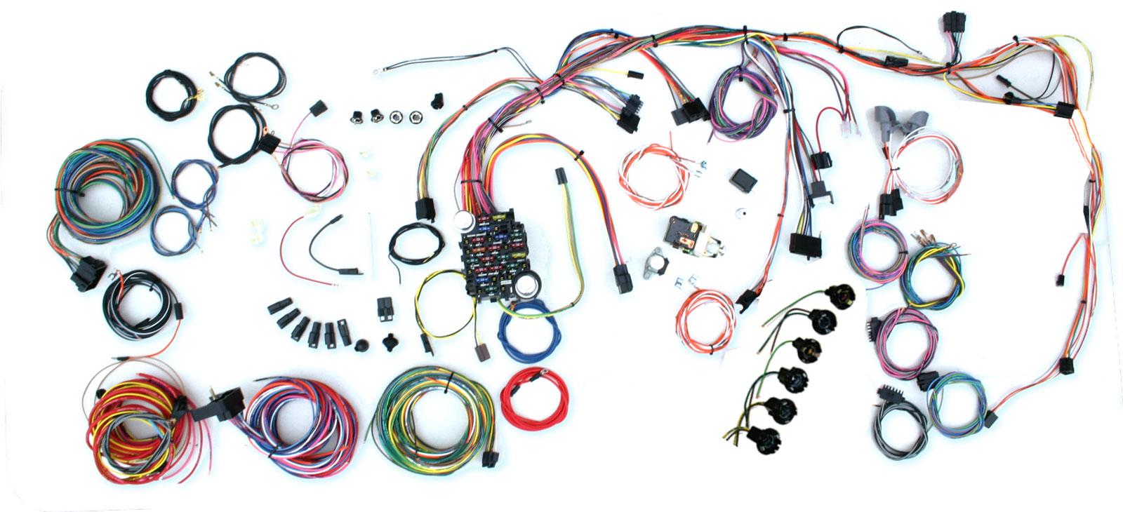 Wiring Harness Kits 1974 Dodge Challenger