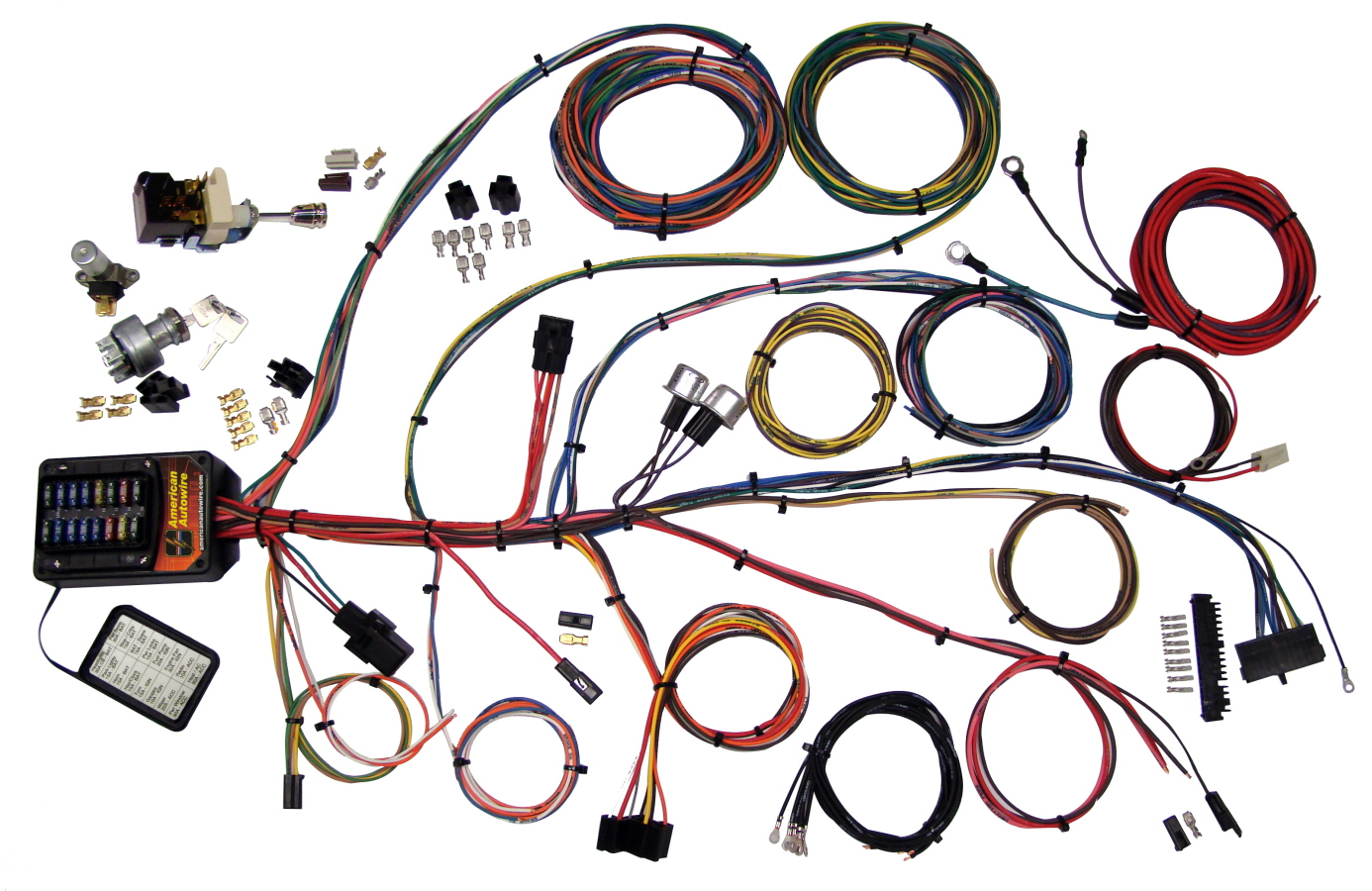 Builder 19 Wiring System Kit 510006 Power Wheels Mustang Harness
