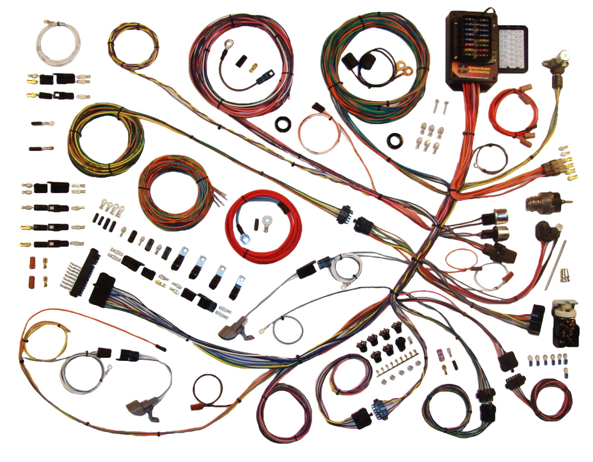 l_510260 american autowire wiring harness kits complete wire harness kits at readyjetset.co
