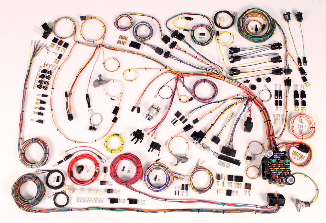 Vintage Ford Wiring Connectors