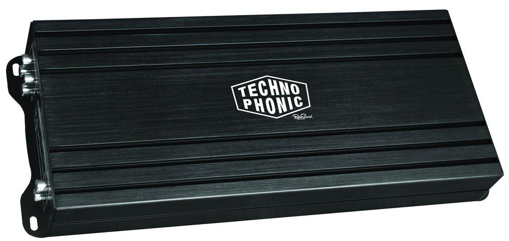 Technophonic 5 Channel Class D Digital Amp