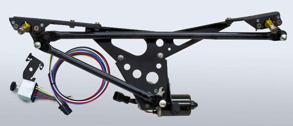 Windshield Wiper Motor >> 67 69 Camaro Fb Hidden Wiper Kit