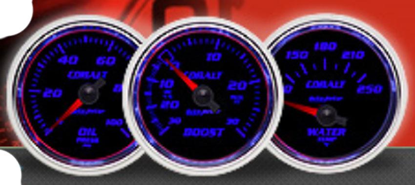 Chevelle el caminothunder road dash panel w cobalt