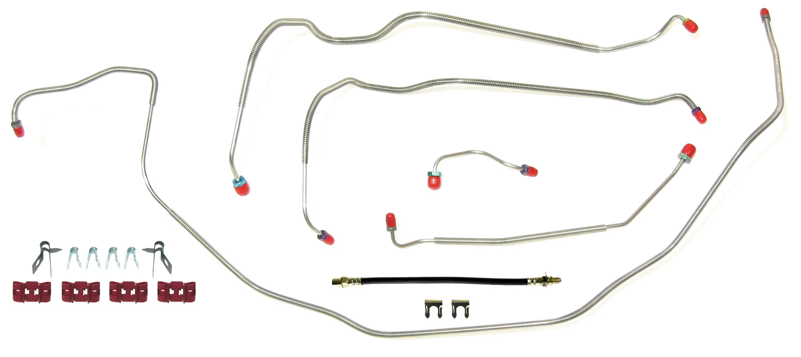 Baer Big Brake Disc Kits 68 Chevelle Wiring Diagram Autowire