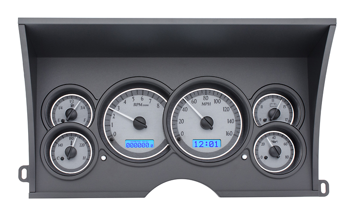 1988 1994 Chevy Gmc Pickup Vhx Instruments