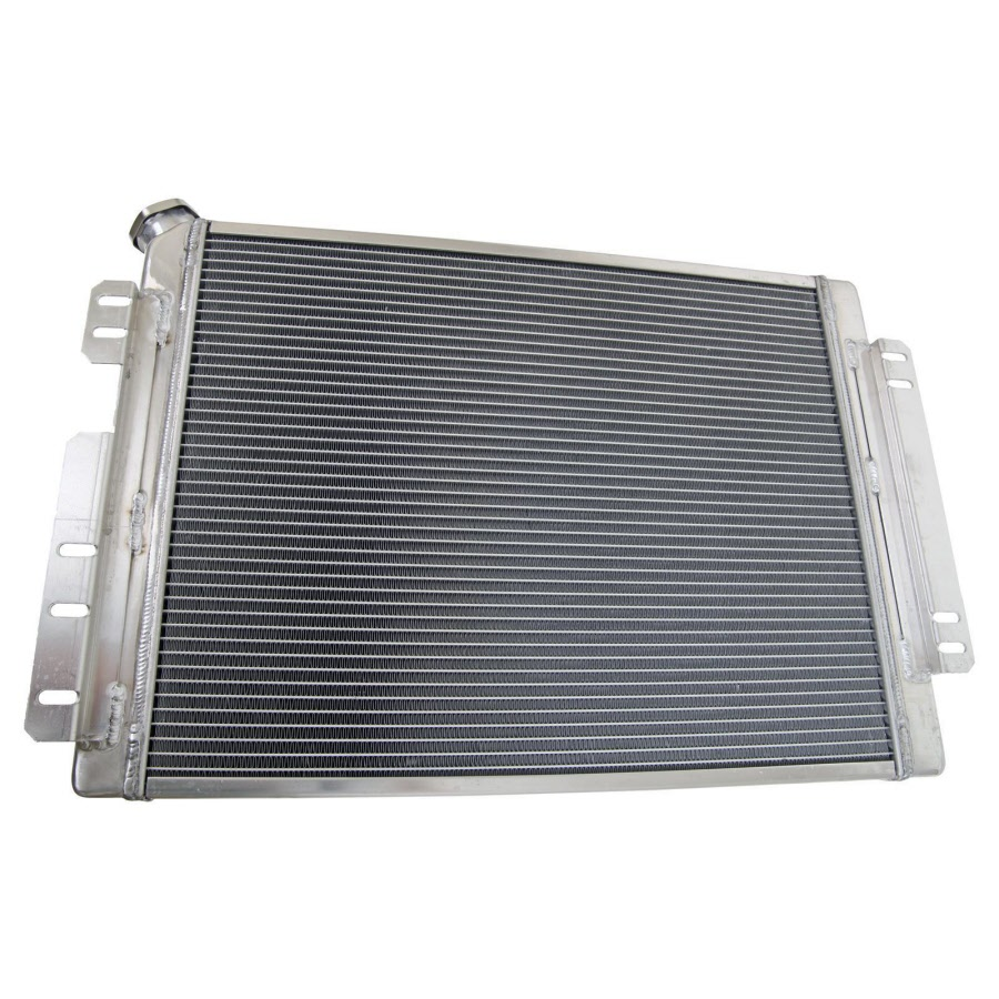 Griffin Aluminum Radiator Package w/ Fans - LS SWAP