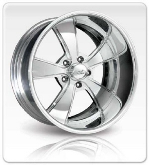 Intro Billet Wheels