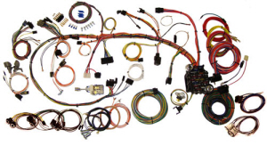 American Autowire Factory Fit Wiring Harness Kits on